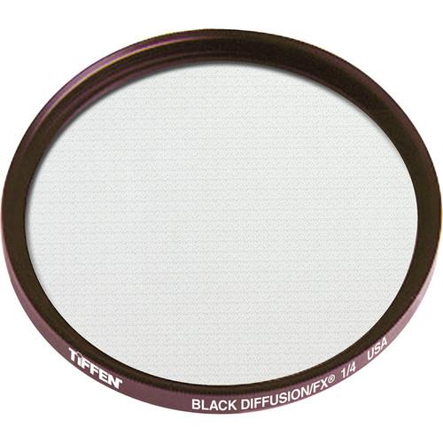 Tiffen 86mm Coarse Thread Black Diffusion/FX 1/4 Filter