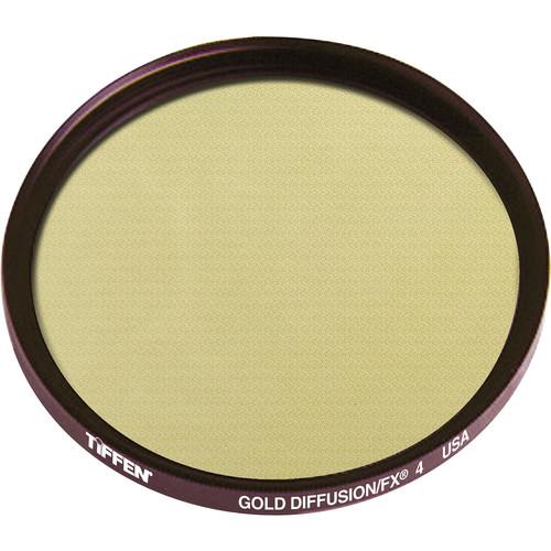 Tiffen 86mm Coarse Thread Gold Diffusion/FX 4 Filter