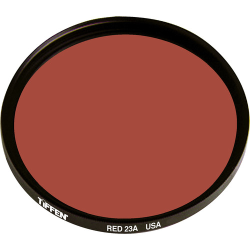 Tiffen 86mm Red 23A Filter (Coarse Threads)