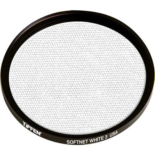 Tiffen 86C (Coarse Thread) Softnet White 3 Effect Glass Filter