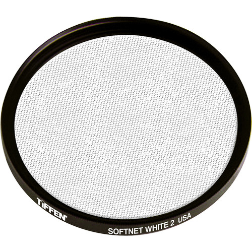 Tiffen 86M (Medium Thread) Softnet White 2 Effect Glass Filter