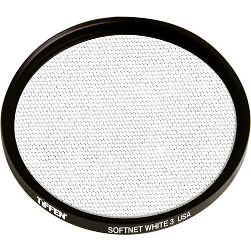 Tiffen 86M (Medium Thread) Softnet White 3 Effect Glass Filter