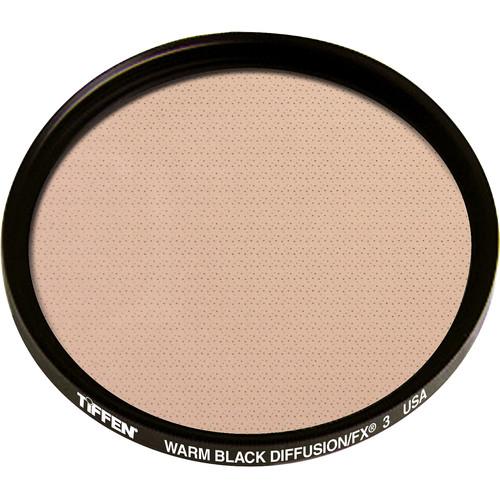 Tiffen 86mm Warm Black Diffusion/FX 3 Filter