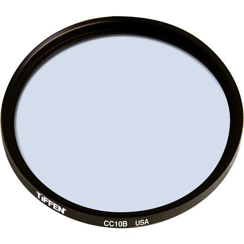 Tiffen 86mm Coarse Thread CC10B Blue Filter