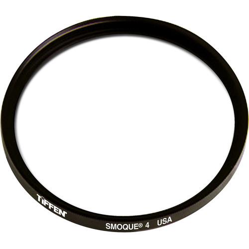 Tiffen 86mm Coarse Thread Smoque 4 Filter