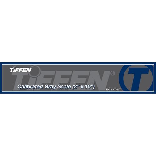 "Tiffen Gray Scale (2 x 10"", Calibrated)"