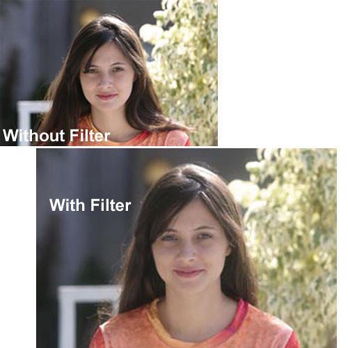 Tiffen Filter Wheel 1 Glimmerglass 3 Filter