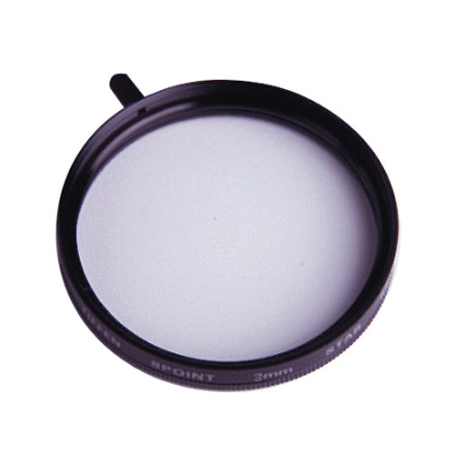 Tiffen Filter Wheel 3 3mm/8pt Grid Star Effect Glass Filter