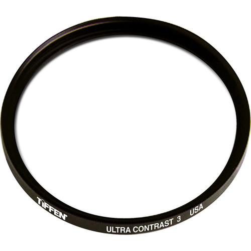 Tiffen Filter Wheel 3 Ultra Contrast 3 Glass Filter