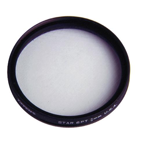Tiffen Filter Wheel 4 /6pt Grid Star Effect Glass Filter