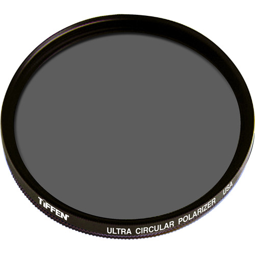 Tiffen 125mm Coarse Thread, Non-Rotating UltraPol Circular Polarizer Filter