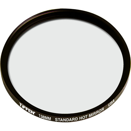 Tiffen 138mm Standard Hot Mirror Filter