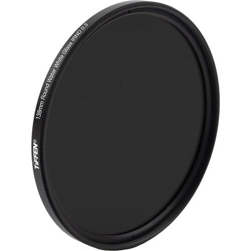 Tiffen 138mm Round Water White Glass IRND 0.3 Filter (1-Stop)