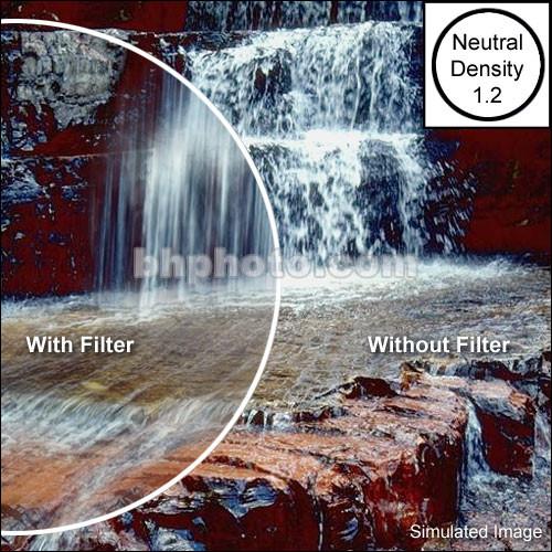 """Tiffen 2 x 3"""" Neutral Density 1.2 Filter"""