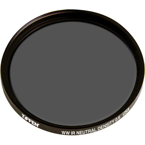 Tiffen 40.5mm Water White Glass IRND 0.6 Filter (2-Stop)