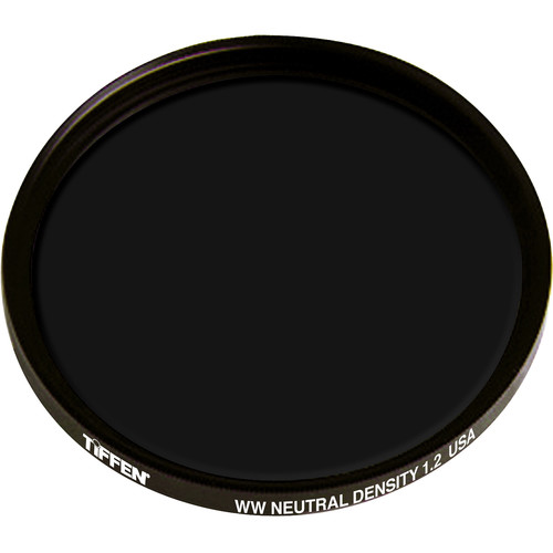 Tiffen 40.5mm Water White Glass ND 1.2 Filter (4-Stop)