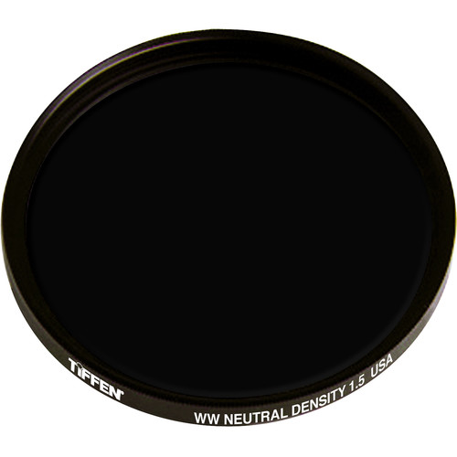 Tiffen 40.5mm Water White Glass ND 1.5 Filter (5-Stop)