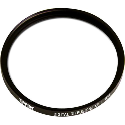 "Tiffen 4.5"" Round Digital Diffusion/FX 1 Filter"