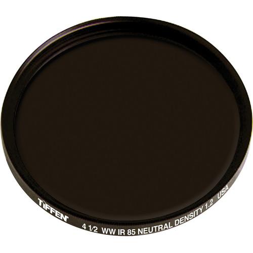 """Tiffen 4.5"""" Round Combination Infrared 85 Neutral Density 1.2 (ND) Filter"""