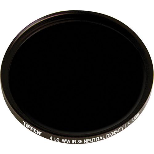 """Tiffen 4.5"""" Round Combination Infrared 85 Neutral Density 1.8 (ND) Filter"""