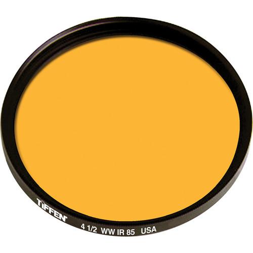 """Tiffen 4.5"""" Round Combination 85/Infrared (IR) Filter"""