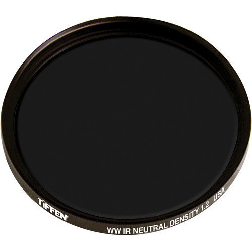 "Tiffen 4.5"" Round Water White Glass IRND 1.2 Filter (4-Stop)"