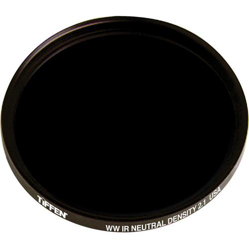 """Tiffen 4.5"""" Round Water White Glass IRND 2.1 Filter (7-Stop)"""