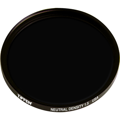 "Tiffen 4.5"" Round Solid Neutral Density 1.5 Filter"