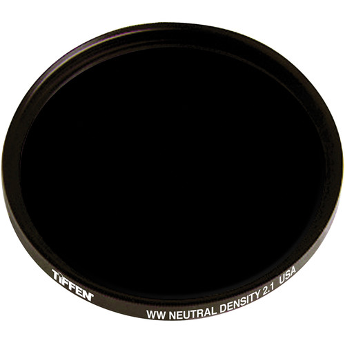 "Tiffen 4.5"" Round Solid Neutral Density 2.1 Filter"