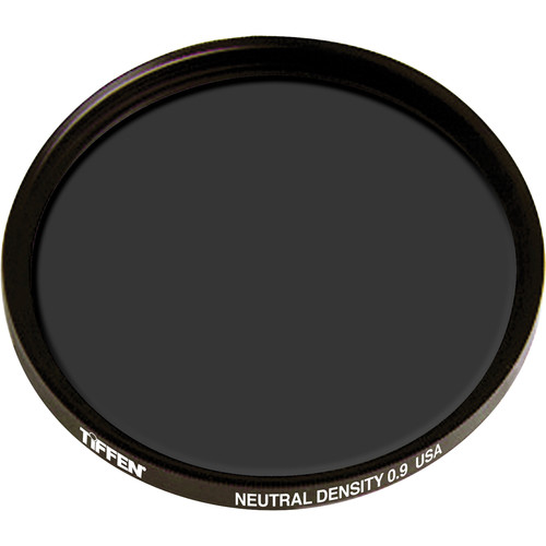 "Tiffen 4.5"" Round Neutral Density (ND) 0.9 Filter"