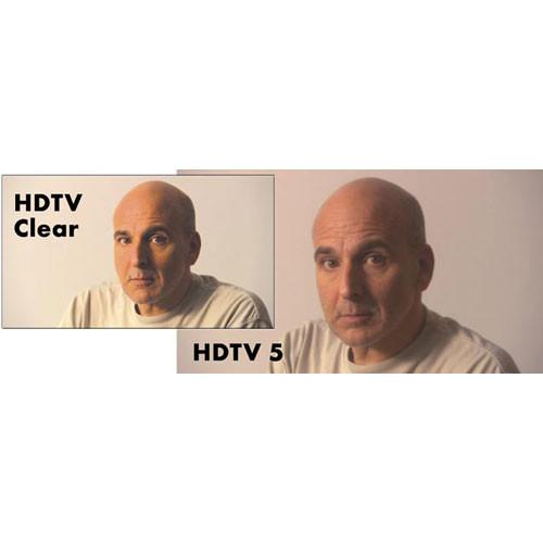 """Tiffen 4 x 5.65"""" HDTV/FX 5 Filter"""