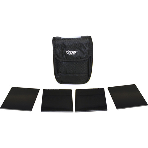 "Tiffen Pro Indie HV Neutral Density Filter Kit (4 x 5.65"")"