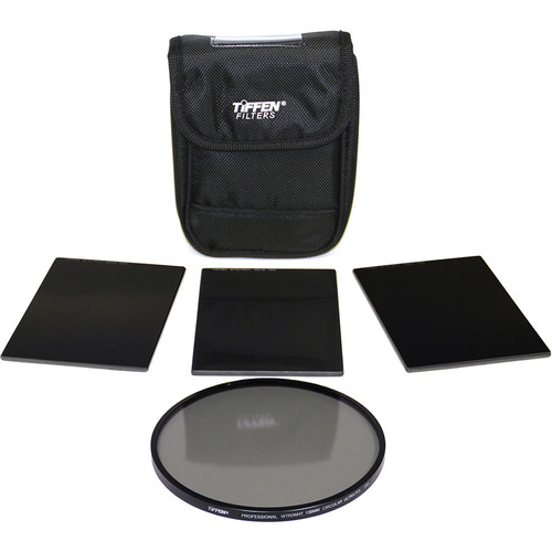 Tiffen Pro Plus Indie HV Neutral Density Filter Kit