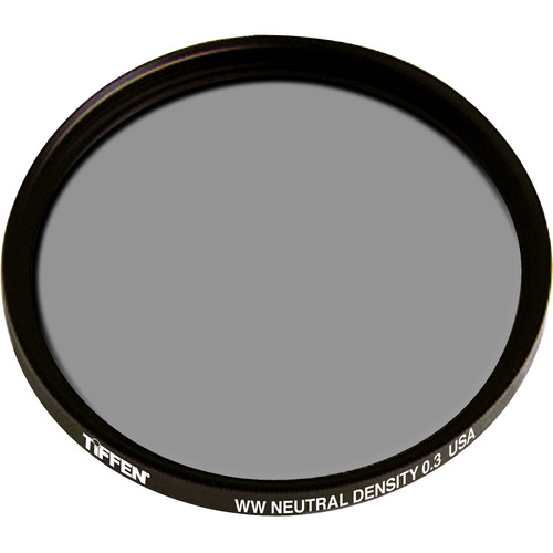 Tiffen 52mm Water White Glass ND 0.3 Filter (1-Stop)