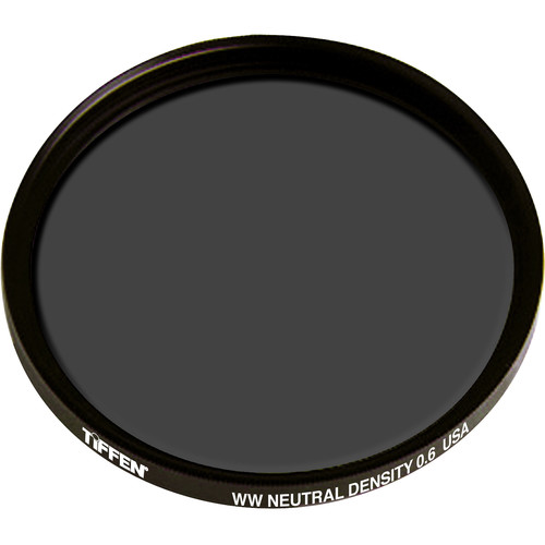 Tiffen 52mm Neutral Density 0.6 Filter