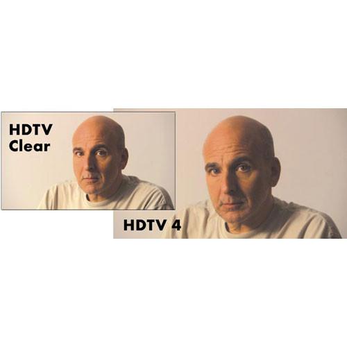 """Tiffen 6.6 x 6.6"""" HDTV/FX 4 Filter"""