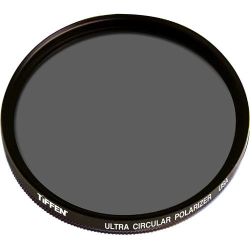 """Tiffen 6"""" Mounted UltraPol Circular Polarizer Filter"""