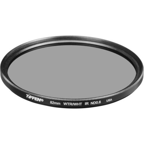 Tiffen 82mm Solid Neutral Density Infrared (IR) 0.6 Filter