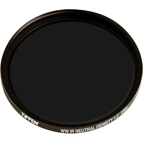 Tiffen 95mm (Coarse Thread) Water White Glass IRND 1.2 Filter (4-Stop)