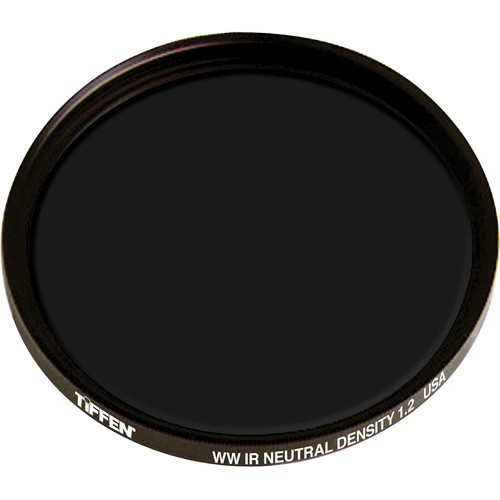 Tiffen 95mm (Coarse Thread) Solid Neutral Density Infrared (IR) 1.2 Filter
