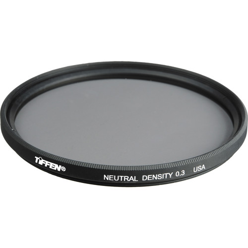 Tiffen Series 9 Water White Glass ND 0.3 Filter (1-Stop)