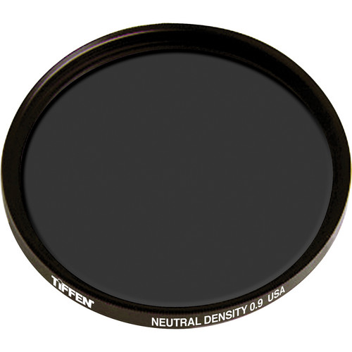 Tiffen Series 9 Water White Glass ND 0.9 Filter (3-Stop)