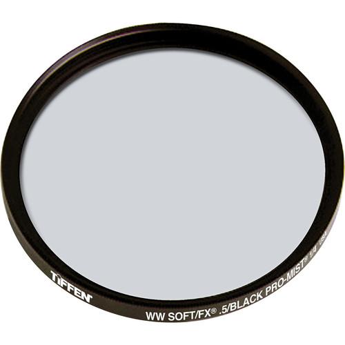Tiffen 138mm Soft/FX Black Pro-Mist 1/4 Filter