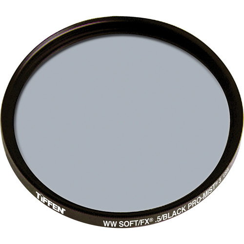 Tiffen 138mm Soft/FX Black Pro-Mist 3 Filter