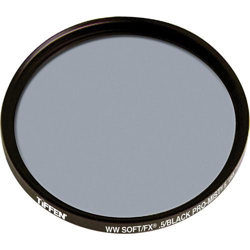 Tiffen 138mm Soft/FX Black Pro-Mist 5 Filter