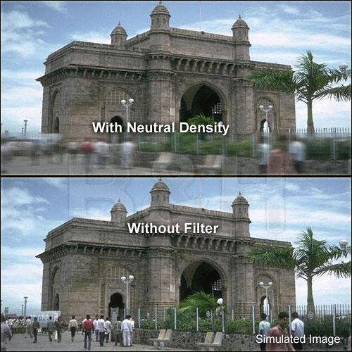 """Tiffen 4 x 4"""" Neutral Density 2.1 Filter"""