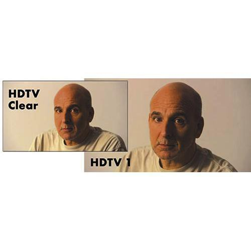 """Tiffen 4 x 5.65"""" HDTV/FX 1/4 Filter"""