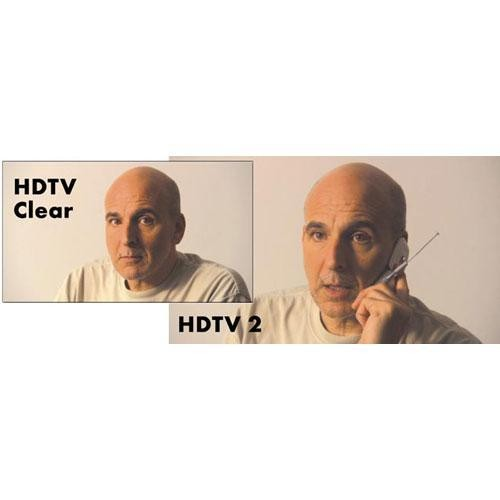 """Tiffen 5 x 5"""" HDTV/FX 2 Filter"""