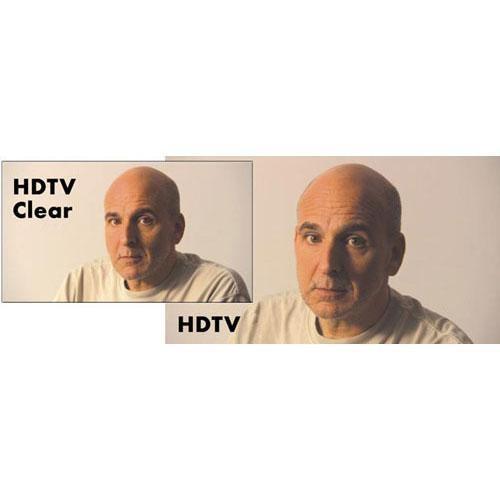 """Tiffen 4 x 6"""" HDTV/FX 1/2 Filter"""