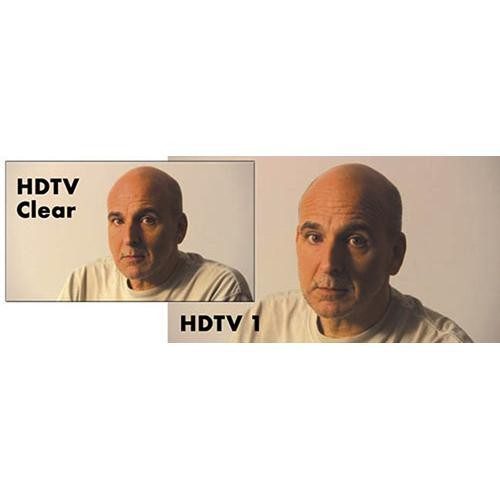 """Tiffen 6 x 6"""" HDTV/FX 1/4 Filter"""